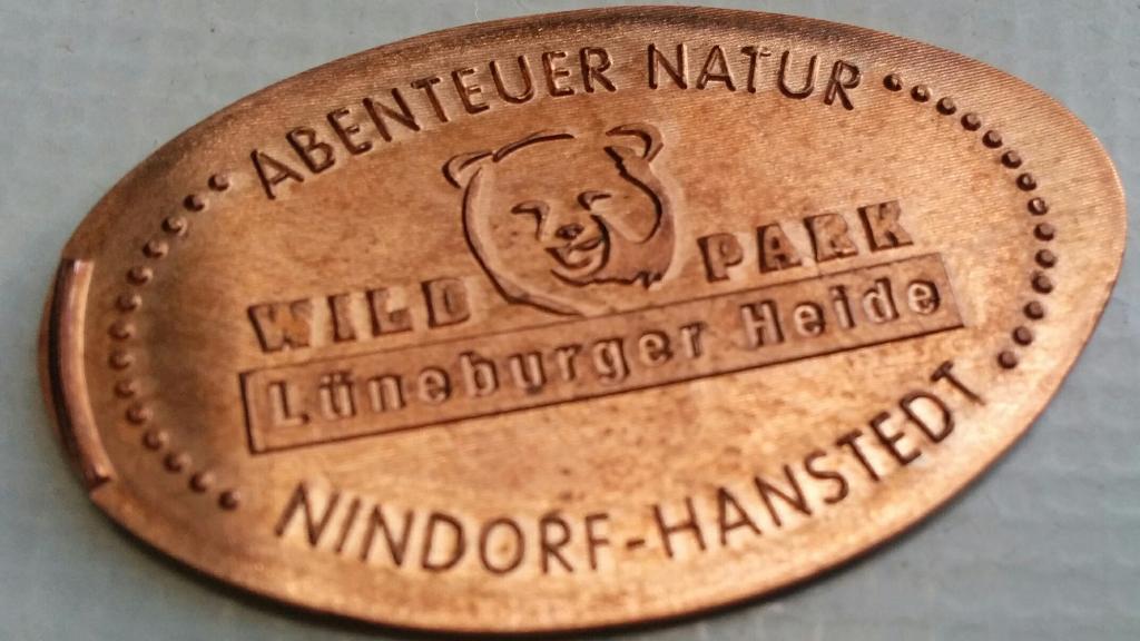 Ausflug zum Wildpark Lüneburger Heide am 30.04.2017